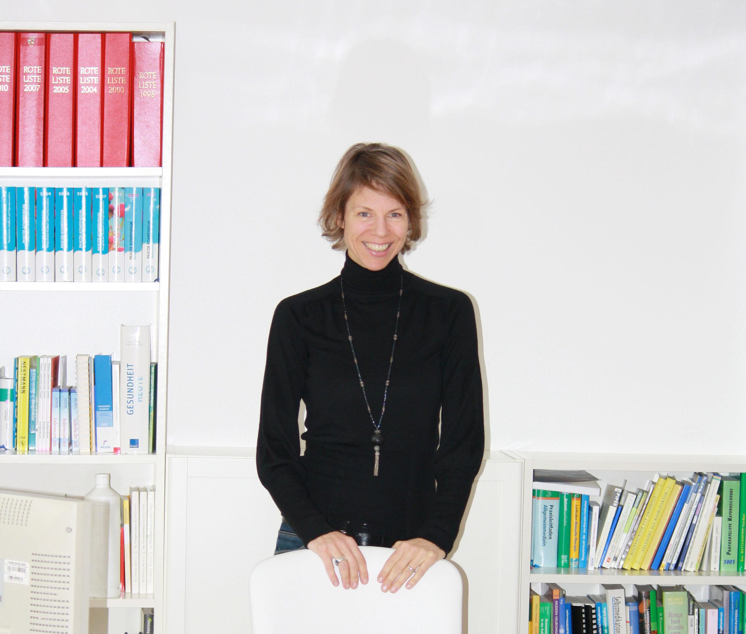 Bettina Brennstein, HP