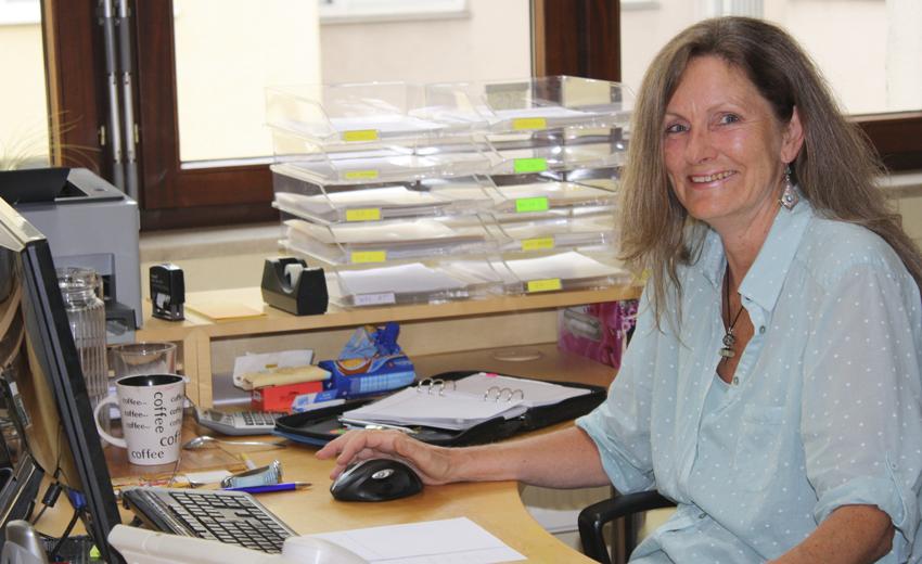 Dr. rer. nat. Dorothea Waldinger, HP